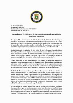 PR State Press Release 2-22
