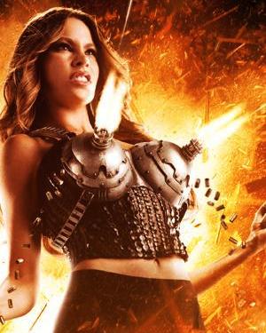 "Sofia Vergara en ""Machete Kills"" dirigido por Robert Rodriguez"