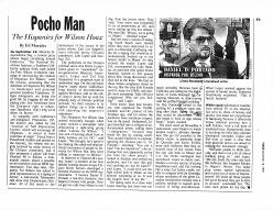 Pocho Man