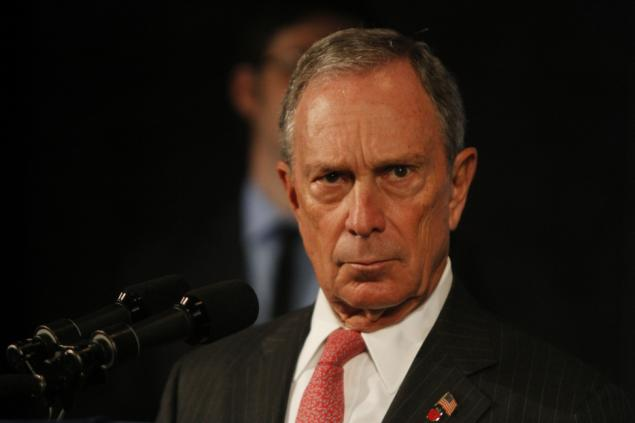 bloomberg angry