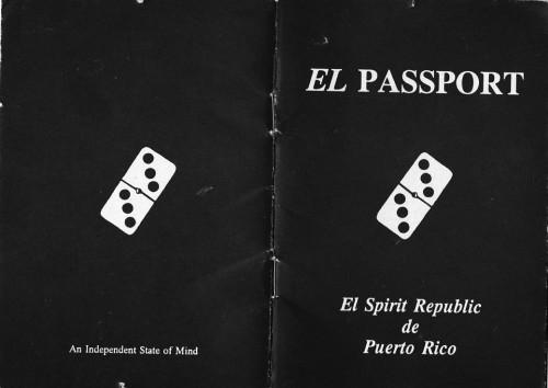 Passport designed by ADÁL