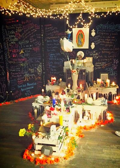 Muertos Altar