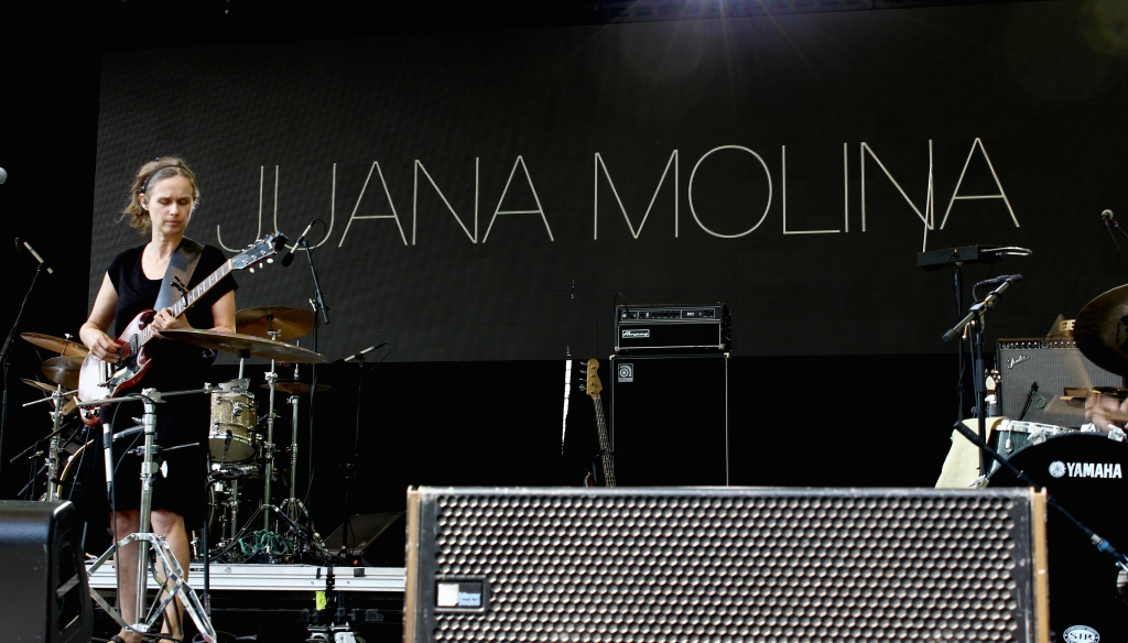 Juana Molina photo credit: Lara Bello