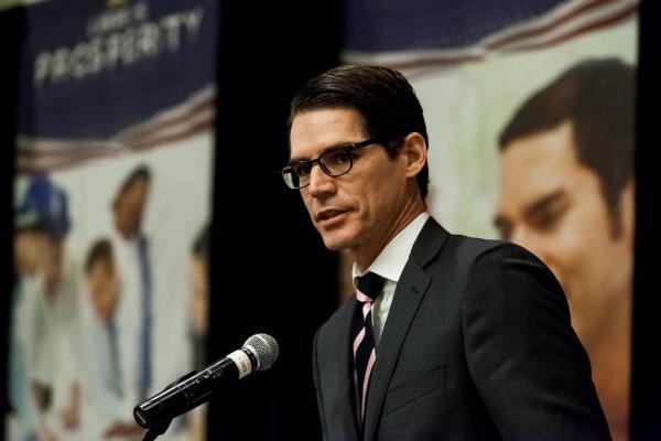 Daniel Garza of the Libre Initiative