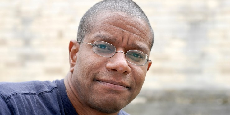 Paul Beatty Portrait Session