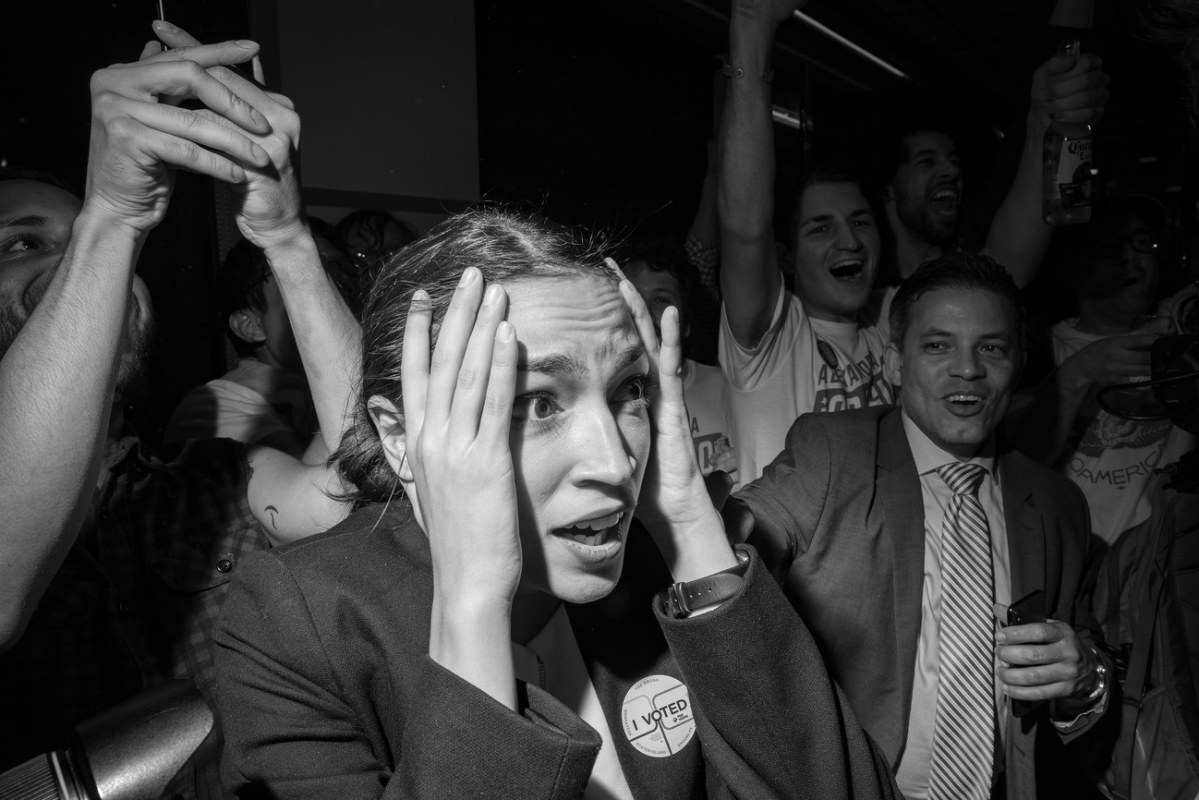 Alexandria Ocasio-Cortez is the intersectional remix of Latino roots and socialist politics
